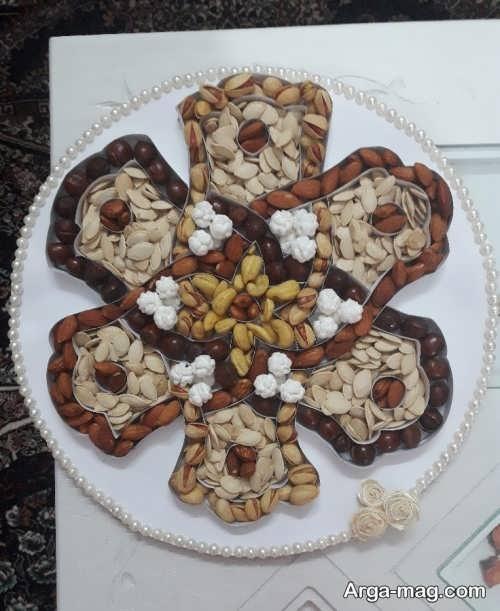 تزیین آجیل عید نوروز