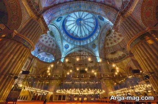 مکان های جذاب استانبول