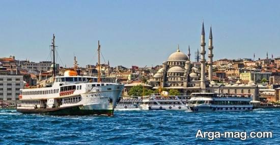 دیدنی های طبیعی استانبول