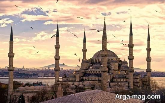 مکان های دیدنی محبوب استانبول