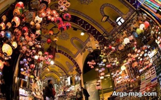 بازار دیدنی استانبول