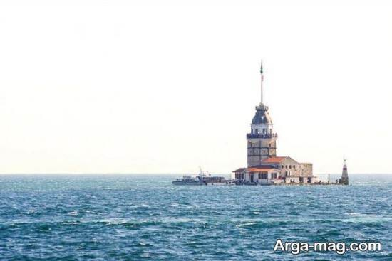 جزیره تماشایی استانبول