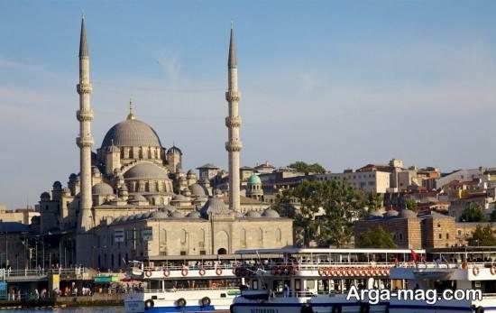 مکان های گردشگری استانبول