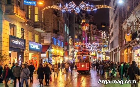 مکان های خاص استانبول