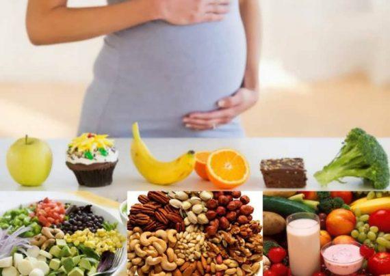 میان وعده در بارداری