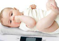 وزن نوزاد بعد از تولد