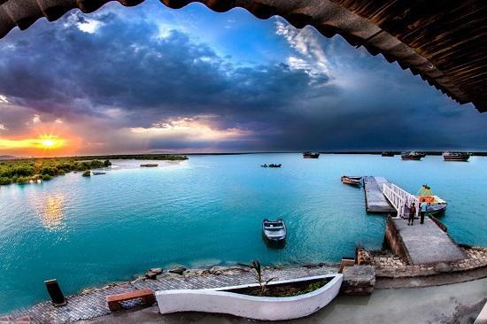سفر به جزیره زیبای قشم