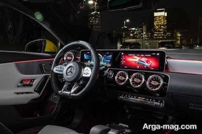 مرسدس AMG CLA 35 مدل ۲۰۲۰