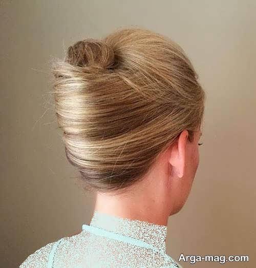 مدل موی زنانه بسته