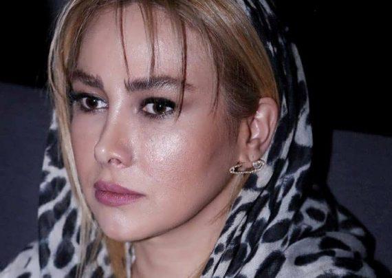 تصویری بدون آرایش از آنا نعمتی