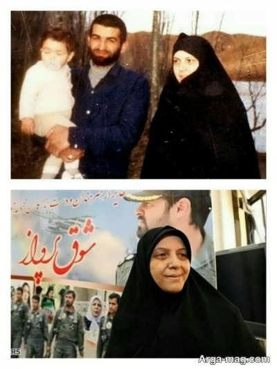 زندگینامه عکس خانوادگی عباس بابایی