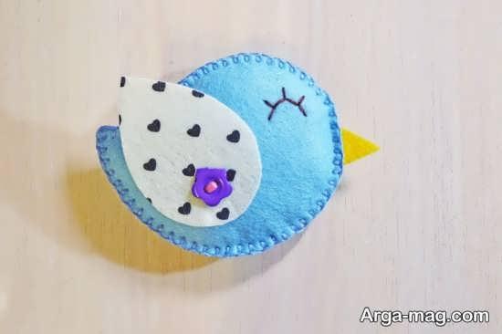 ایده های شیک برای ساخت کاردستی کودکانه پرنده