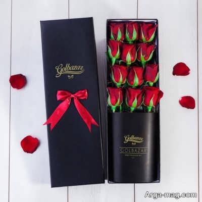 جذاب ترین باکس گل