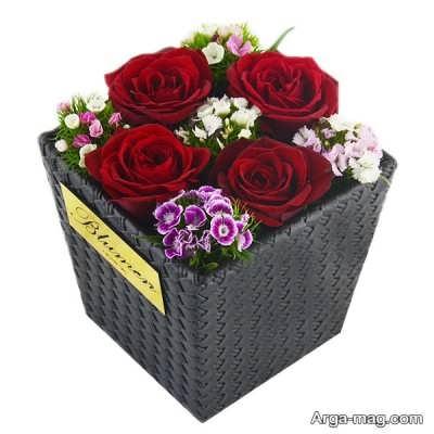 ساخت باکس گل