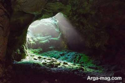 تعبیر دیدن غار در خواب
