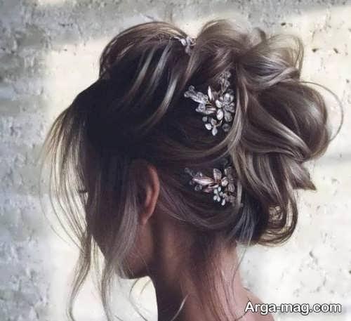 آرایش موی شیک و زیبا