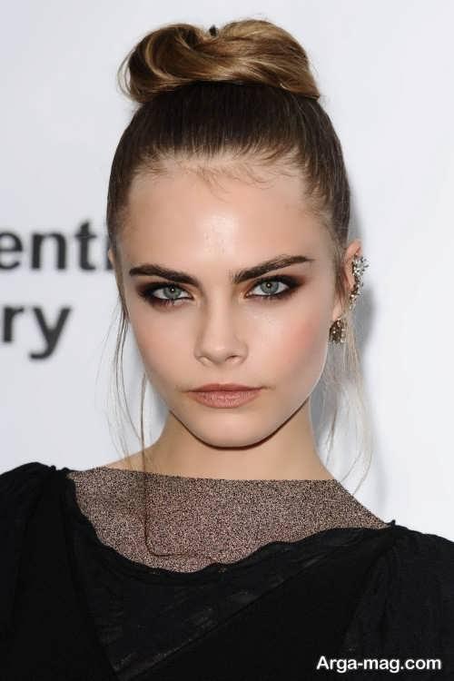 مدل آرایش مو برای عقد