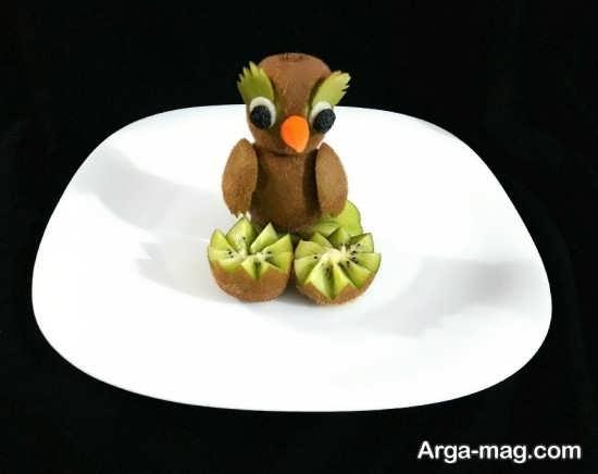 میوه آرایی کیوی