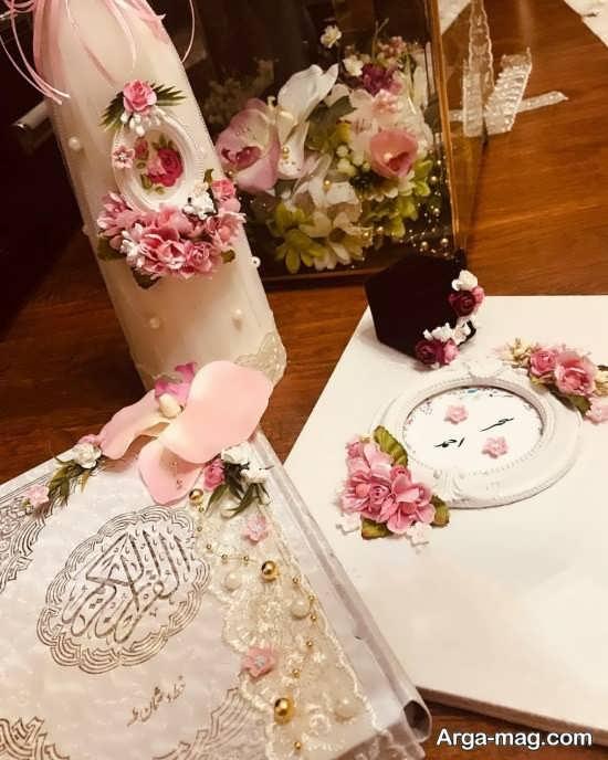 ایده های جدید برای تزیینات قرآن بله برون