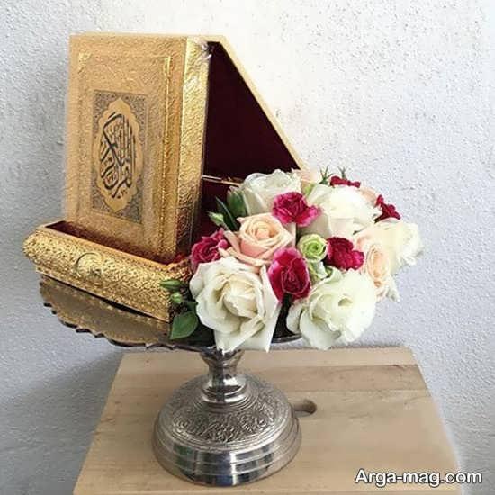 ایده های خاص برای تزیینات قرآن بله برون
