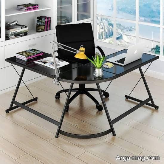 میز کار با طراحی متفاوت
