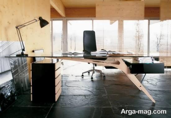 طراحی جذاب میز کار