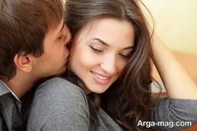 بوسیدن در عالم رویا دارای چه تعبیری است؟
