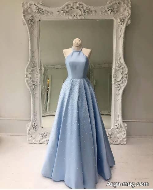 لباس شب کار شده