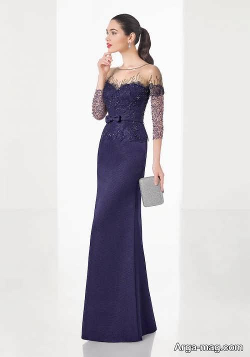 لباس شب شیک و زیبا