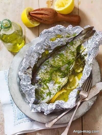 طعم دار کردن ماهی