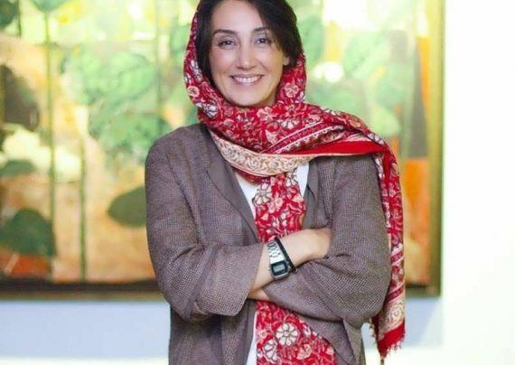 چهره بیش از حد خسته هدیه تهرانی