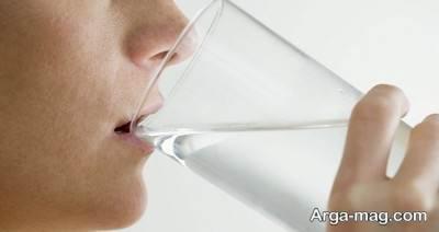نوشیدن آب زیاد برای رشد مجدد مو