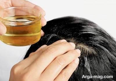 روغن درمانی برای رشد مجدد مو