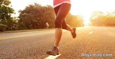 انجام ورزش های قلبی عروقی کمک به رشد مجدد مو
