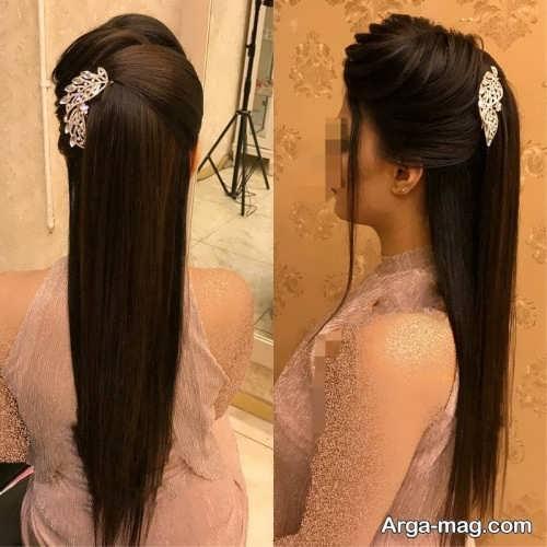 مدل موی زیبا و شیک باز