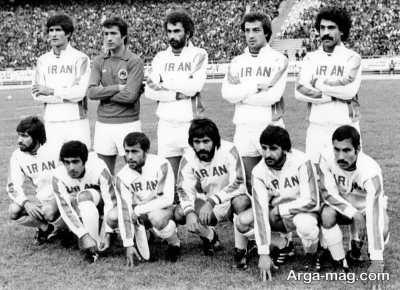پیشینه فوتبال در ایران