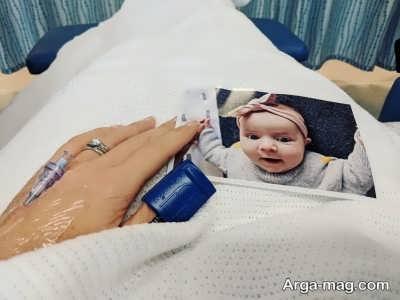 انجام تست خون حاملگی بعد از آی وی اف
