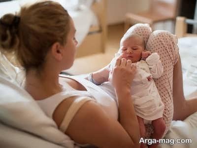وزن نوزادان با لقاح آزمایشگاهی