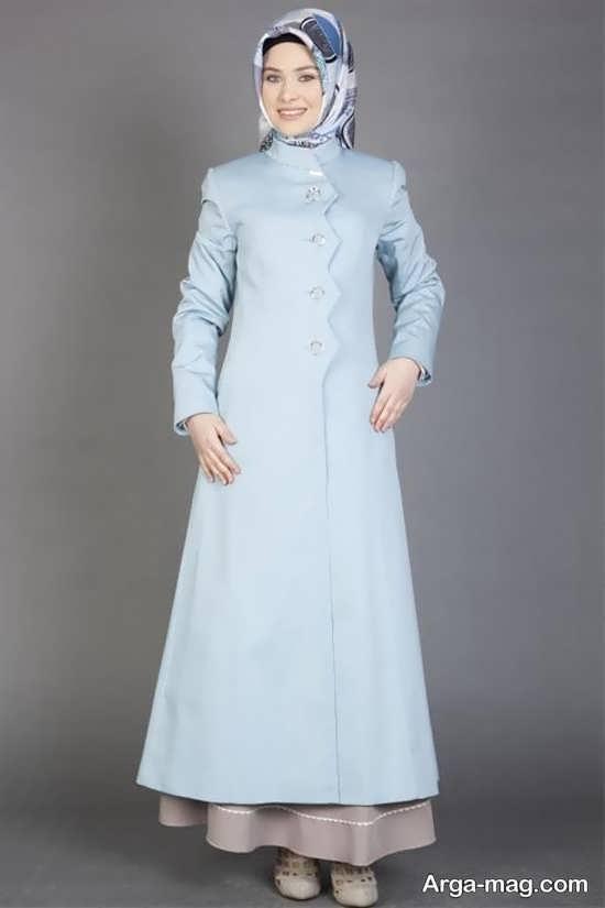 جدیدترین مدل مانتوی اسلامی