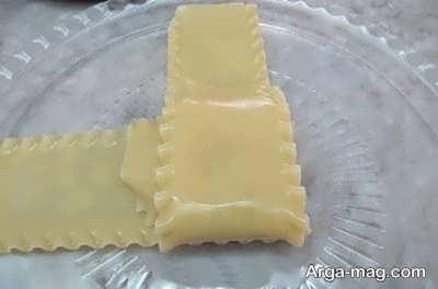 روش پخت لازانیا