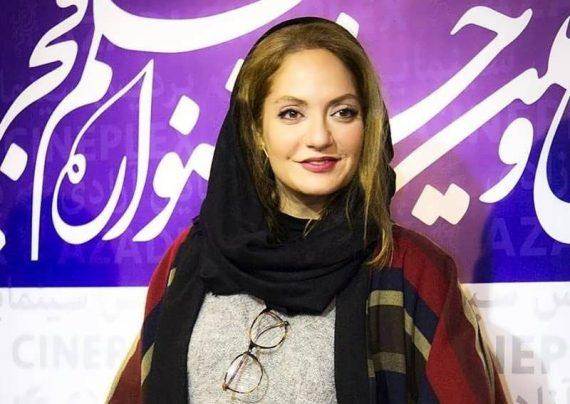 حمایت مهناز افشار از مهران مدیری