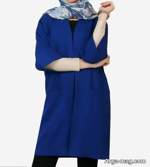 مدل مانتو کیمونو