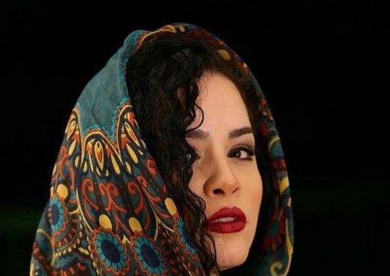 عکس بامزه از کودکی ملیکا شریفی نیا