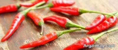 درمان طبیعی سردرد با مصرف غذا های تند