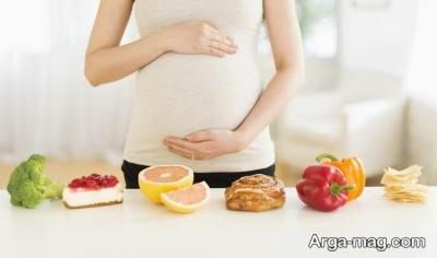 مصرف نعناع در دوران بارداری