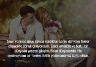 عکس نوشته عاشقانه ترکی