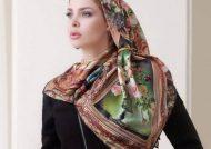 مدل روسری مجلسی ۲۰۱۹