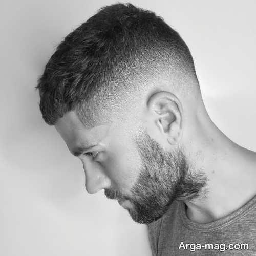 مدل موی زیبا و کوتاه مردانه