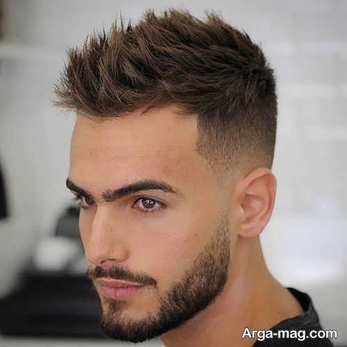 مدل مو مردانه شیک