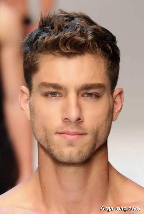 مدل موی خاص و متفاوت مردانه